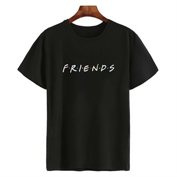Friends %100 Pamuk Unisex Tshirt